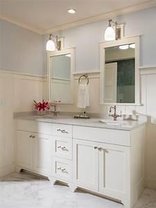 Simple, And, Elegant, Master, Bathroom, Vanity