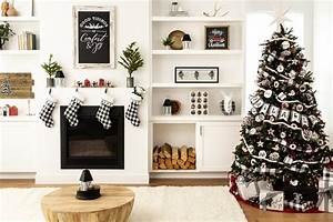 Diy, Holiday, Farmhouse, Decor, Ideas, To, Deck, The, Halls, And, Your, Living, Room, This, Season