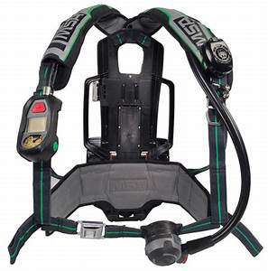 Msa G1 Scba For Firefighters Now Nfpa-compliant