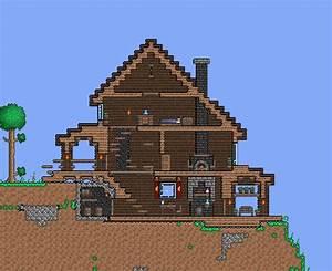 Pin Terraria House Ideas on Pinterest