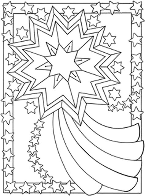 night sky coloring page  getcoloringscom  printable colorings pages  print  color