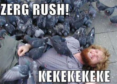 Zerg Rush Meme - image 21504 zerg rush know your meme