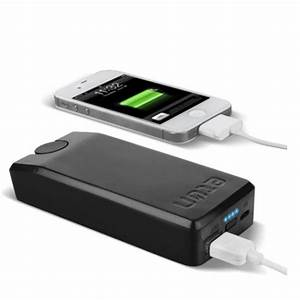 Emergency Cell Phone Backup Battery Pack Hand