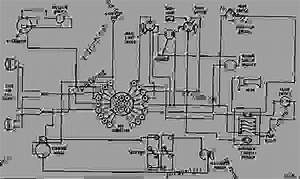 Wiring Diagram For 12 Vote 3010 John Deere Tractor