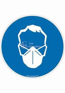 Masque à Poussière : panneau masque anti poussi re obligatoire sur ~ Edinachiropracticcenter.com Idées de Décoration