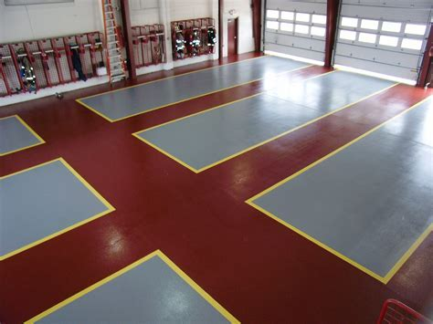 Firehouse Flooring   Fire House Flooring Systems