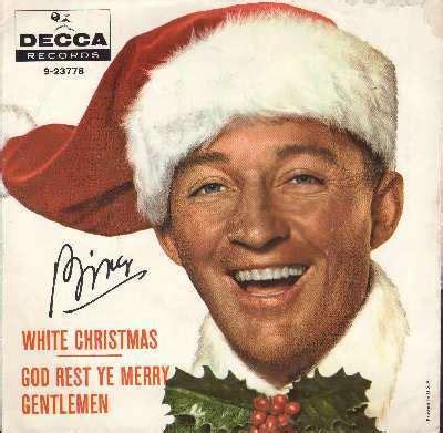 perry como the classic christmas album bing crosby white christmas lyrics genius