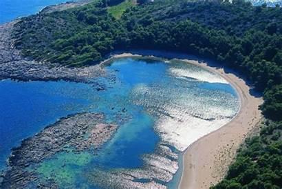 Saplunara Beach Mljet Island Blace Croatia Croatiagems