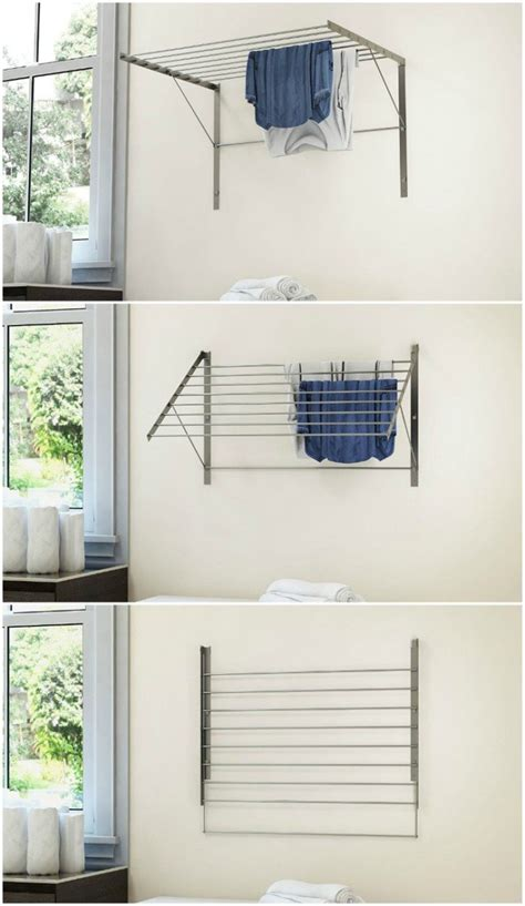 Small Cloth Cupboard by 10 Space Saving Drying Racks For Small Spaces Living In