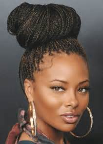 African Box Braids Hairstyles