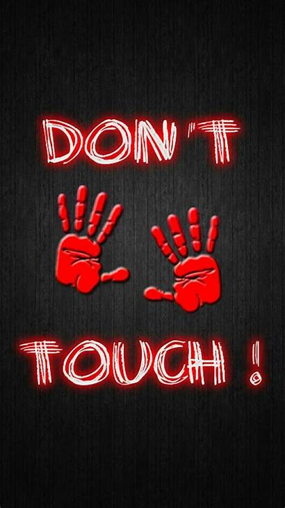 Wallpapers Touch Computer Don Dont