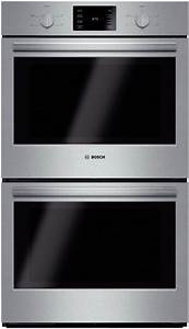 Bosch Hbl5551uc 30 Inch Double Electric Wall Oven With 9 2