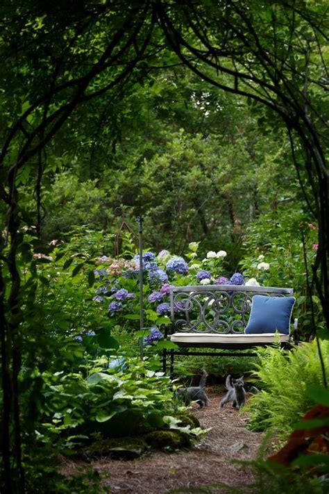 romantic garden arbors hgtv