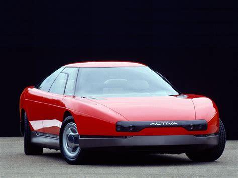 Concept Car of the Week: Citroën Activa I (1988) - Car ...