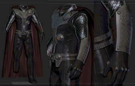 asgardian armor for skyrim 2 by zerofrust on deviantart