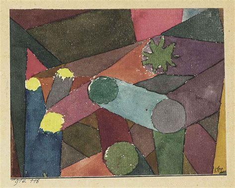 Paul Klee (18791940) , Abstract Garten Dämmerung Christie's