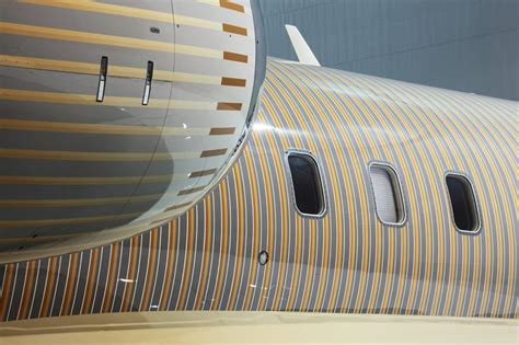 A striped Bombardier, see how a French design studio is ...