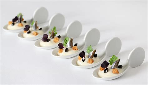 canapé cuisine spectacular food by caterer food