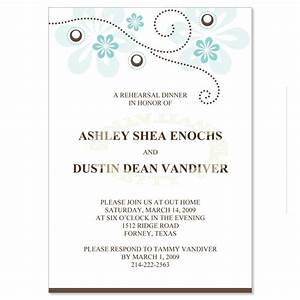 dinner invitations template invitation template With banquet invitation templates free
