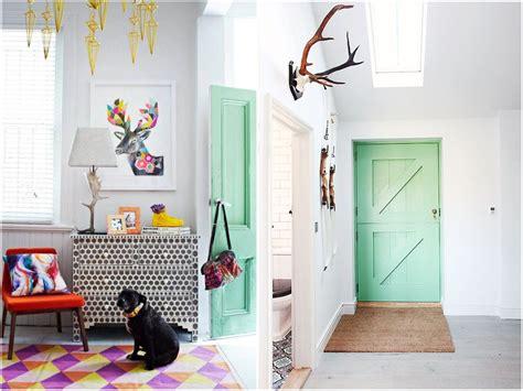 como pintar las puertas de casa ideas  inspiracion