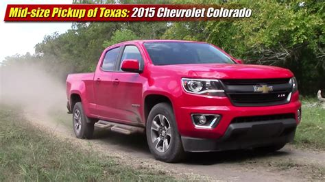 Chevrolet Mid Size Truck by Mid Size Of 2015 Chevrolet Colorado