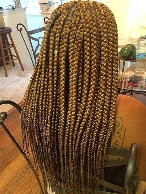 stunning badass jumbo box braids styles
