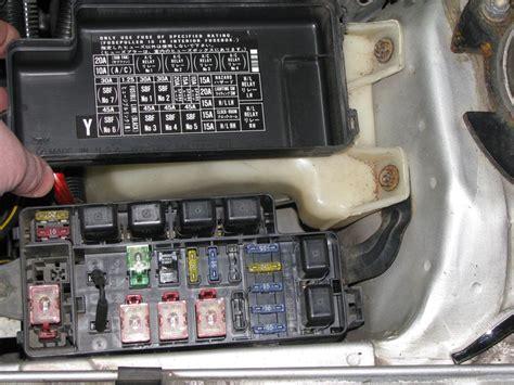 95 Impreza Fuse Diagram by Subaru Relay Diagram Wiring Diagram