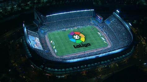 wTVision Serves Graphics Needs of La Liga, Liga NOS ...
