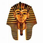 Pharaoh Head Egyptian Clipart Background Transparent Egypt