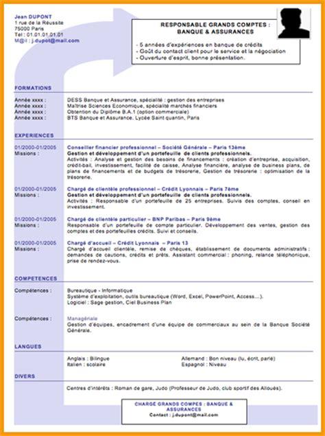 modele de cv moderne 8 exemple de cv moderne lettre administrative