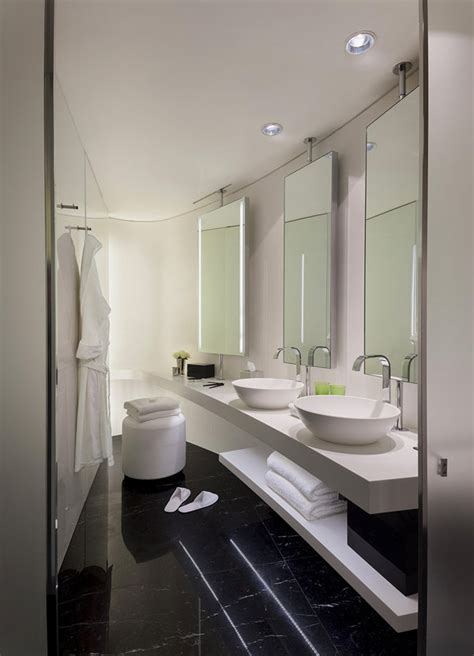 Modern Hotel Bathroom Design by Outstanding Contemporary Hotel Design For Trendy Staying