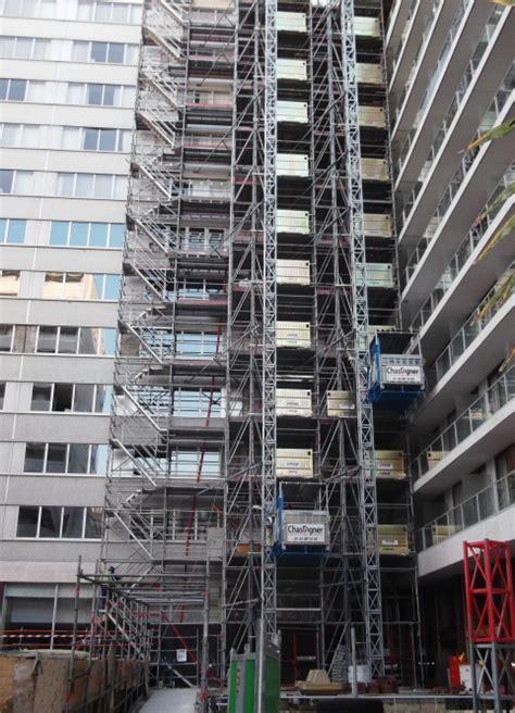 Ascensore A Cremagliera - ascensore da cantiere maber