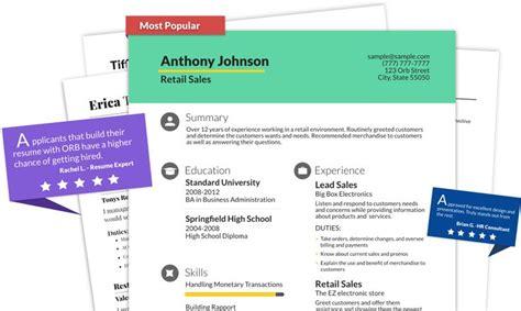25 best ideas about online resume builder on pinterest