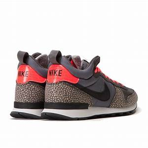 Nike Internationalist Mid PRM (Cool Grey / Black) 682843
