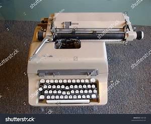 Manual Typewriter Stock Photo 568108   Shutterstock