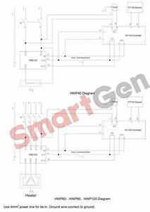 Smartgen Hwp90 Engine Heater  Suitable For Various Engine