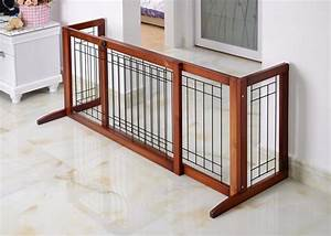 Ideas for indoor dog fence peiranos fences for Dog indoor fencing options