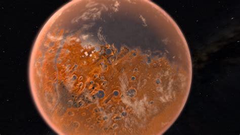 future  iss ancient mars ocean  black holes