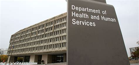 Us Department Of Health And Human Services Moves To