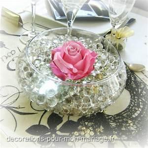 Verre Pour Table : coupe en verre pour centre de table mariage coupe verre de 19 cm ~ Teatrodelosmanantiales.com Idées de Décoration