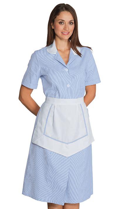 blouse femme de chambre hotellerie ensemble femme de chambre manches courtes 100 coton é