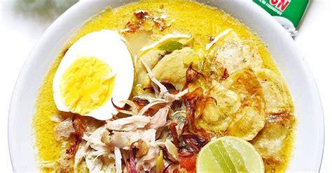 Resep masakan rumahan soto ayam lamongan. 1.534 resep soto ayam santan enak dan sederhana ala rumahan - Cookpad