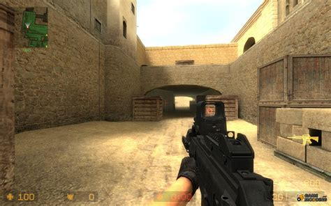Weapon Skins For Counter-strike Source With Automatic