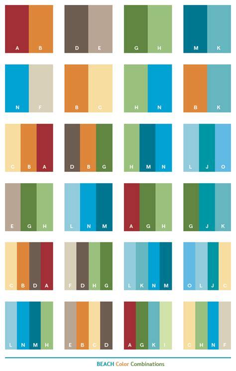 beach color schemes color combinations color palettes