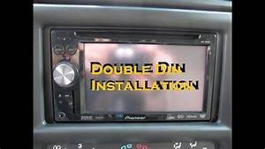 Navigation Screen In Dash Dvd    Double Din    Stereo