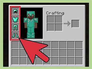 How To Make Armor In Minecraft With Pictures WikiHow
