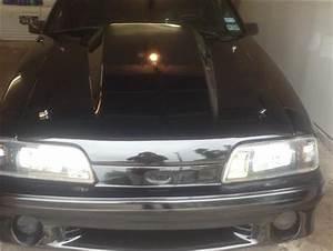 Ho Fibertrends Mustang Fiberglass Cowl Hood 4 U0026quot   87