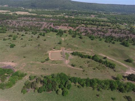 160 Acres For Sale, SE Oklahoma : Ranch for Sale in Red ...