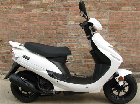 Chicago Scooter Company Go 50 Motorcycles For Sale