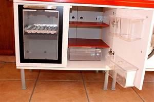 Ikea Aufbewahrung Boxen : k hlschrank ikea aufbewahrungsboxen f r gem sefach und seitenf cher kinderk che pinterest ~ Frokenaadalensverden.com Haus und Dekorationen